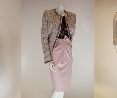 Allison Rodger Shift Dresses and Jackets Couture London