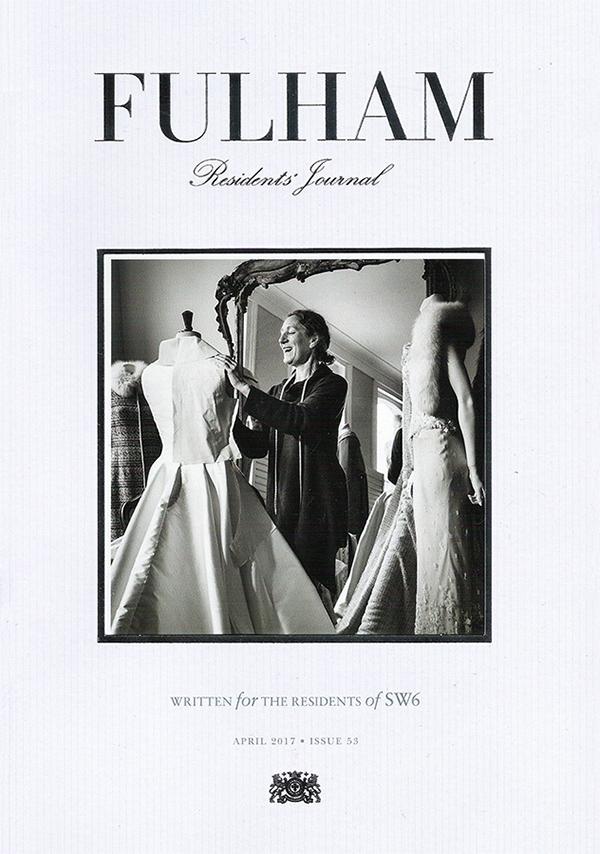 Fulham Magazine Cover