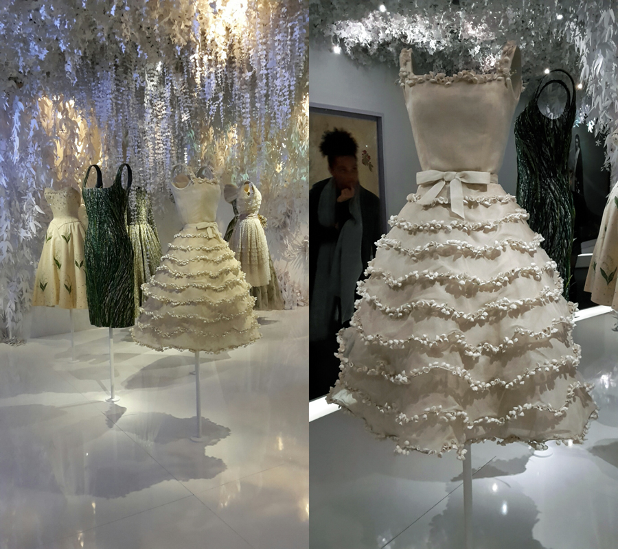 Dior Designer of Dreams Dresses