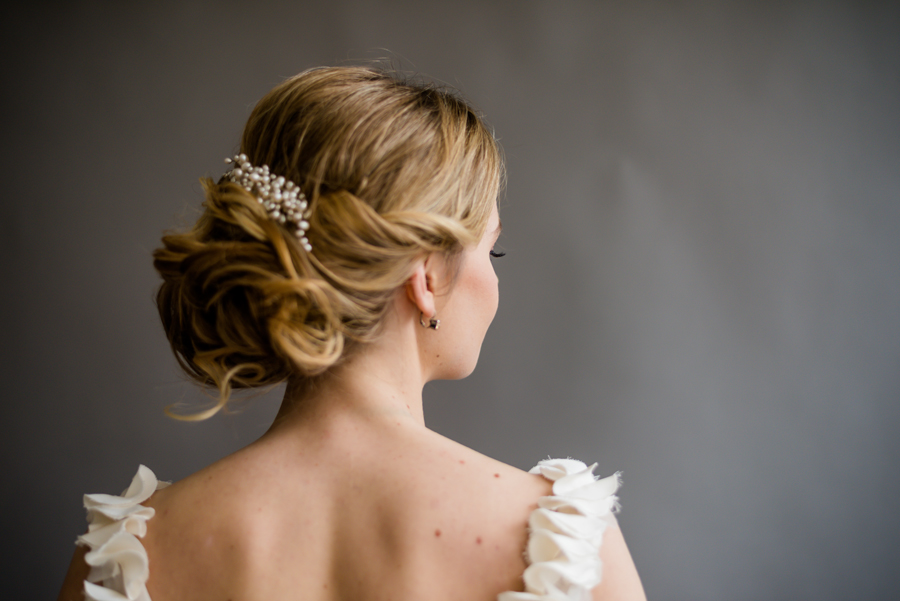 Alison Rodger Petal Close Up Dress