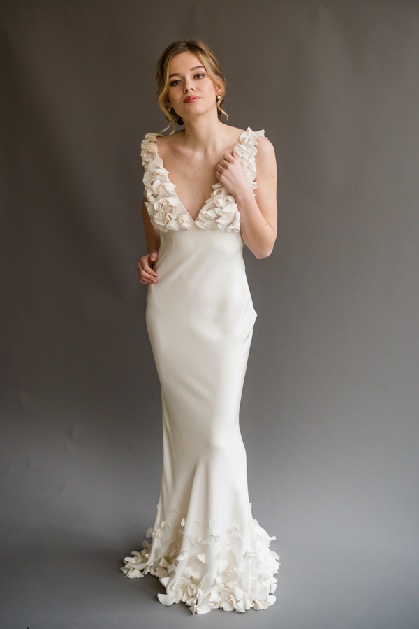 Alison Rodger Petal Dress